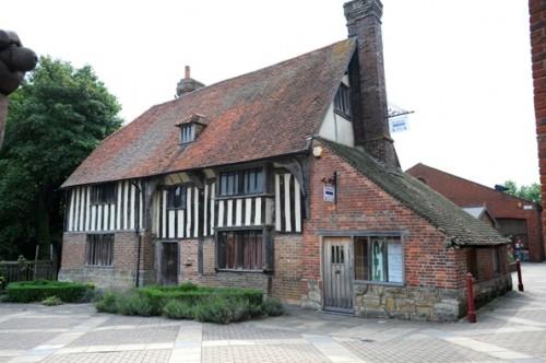 The way we were: Historic Bridge Cottage, Uckfield.