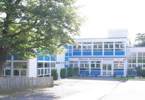 Manor Primary School, Uckfield.