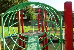 One of the current items on the Hempstead Road play area
