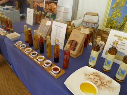 sussex gold oils