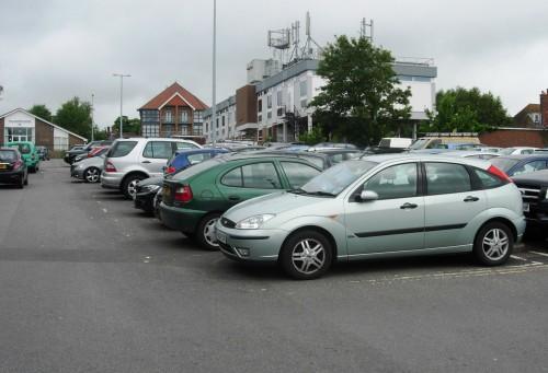 Luxford car park