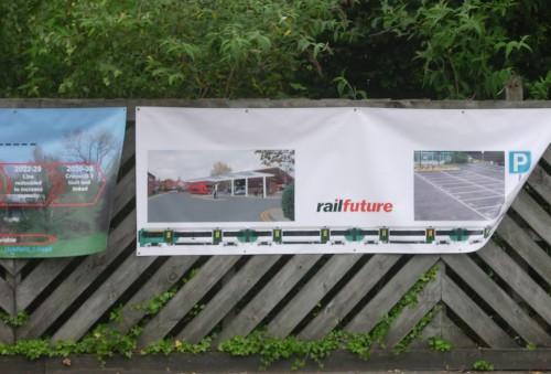 Rail future poster