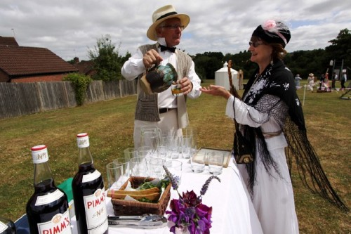 Refreshments at 2013 day