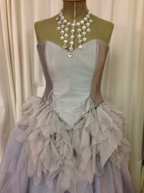 Jade Earley prom dress