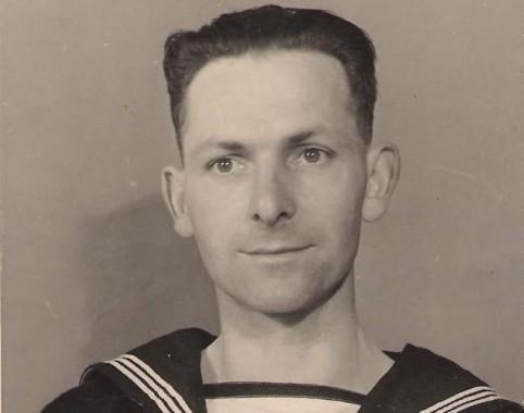 Ramillies George Cosstick, Stoker 1st Class crop