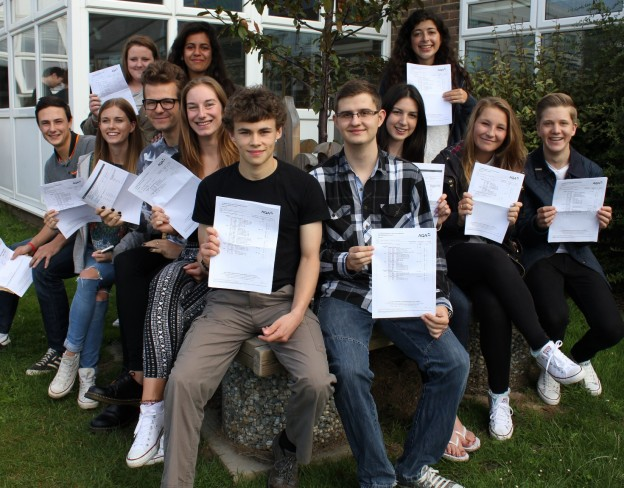 a-level exam results 2