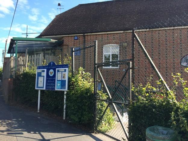 St Mark's Primary School, Hadlow Down.