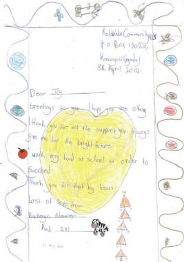 akamada's letter