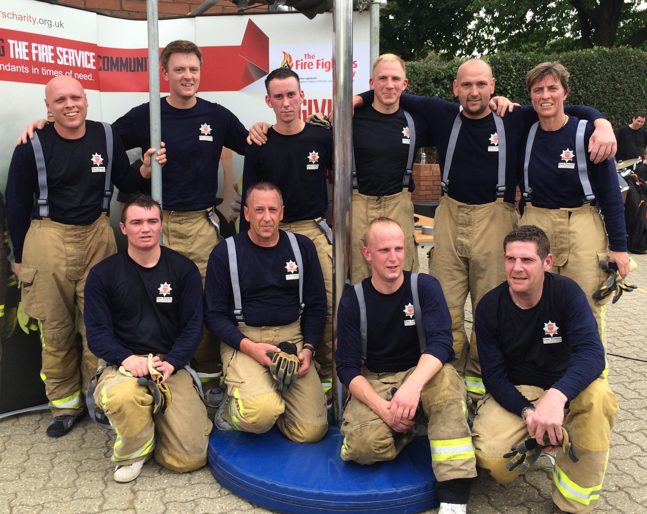 fire service world record 1