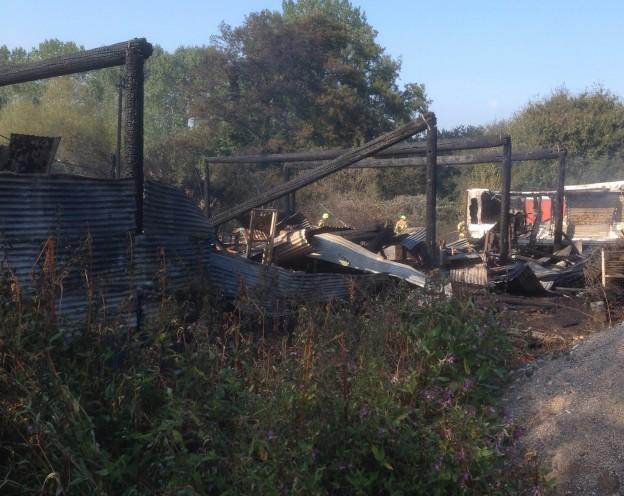 sheffield park fire 2