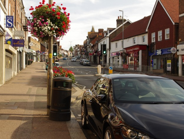 uckfield high street view north