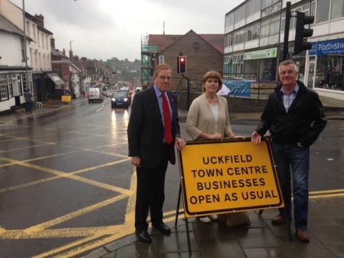 Uckfield signs