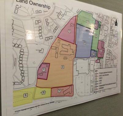 redevelopment land ownership