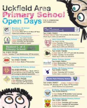 uckfield-area-primary-schools-open-days