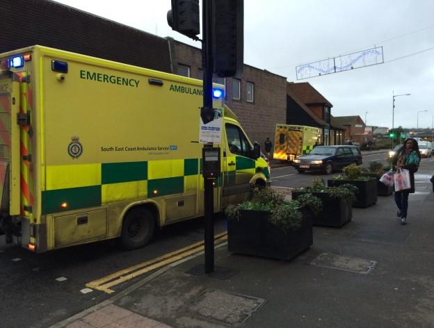 ambulances-bell-lane