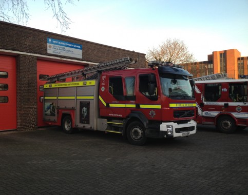 uckfield-firefighters-at-crawley