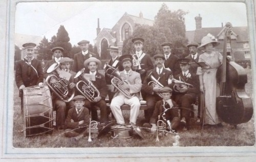 buxted-brass-band