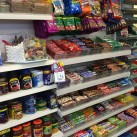Sweets - including loose Cough Candies, always in stock because of a special request from one customer.
