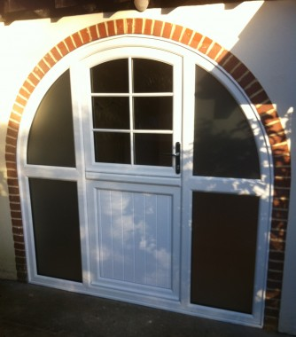 Arched Combination & Stable Door 2