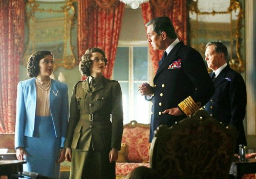 A still from the film to be shown at the Picture House on the 70th anniversary of VE Day