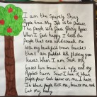 A poem about an apple tree.