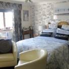 One of the double bedrooms at Beechwood.