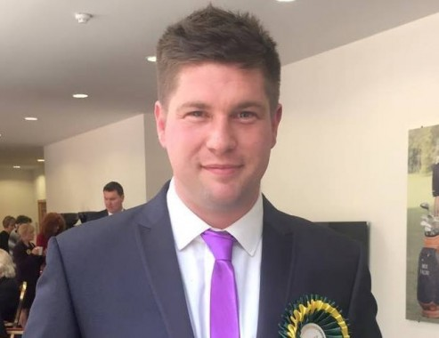 Cllr James Anderson
