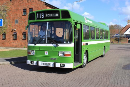 Southdown Bus at Uckfield