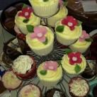 Friends, family and strangers made cakes to help with fund-raising.