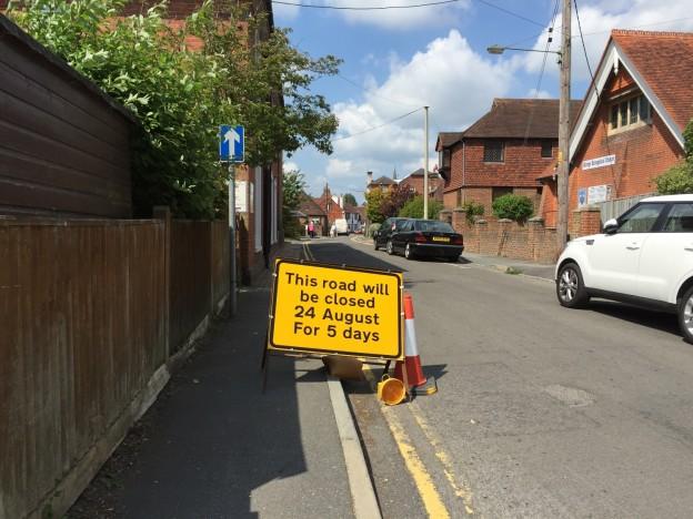 hempstead-road-closure