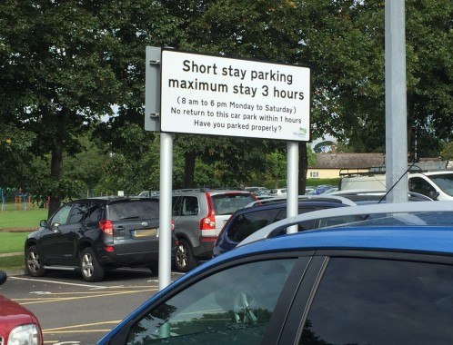 luxford-car-park-signs-2