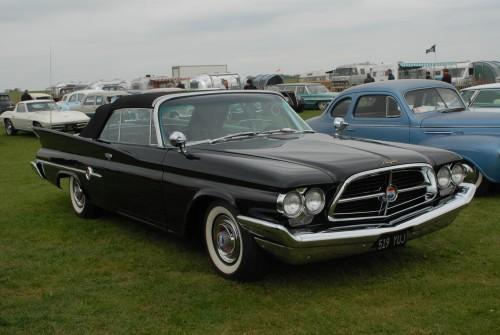 1960 Chrysler 300F 3