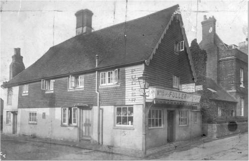 Fullers bakehouse Church Street