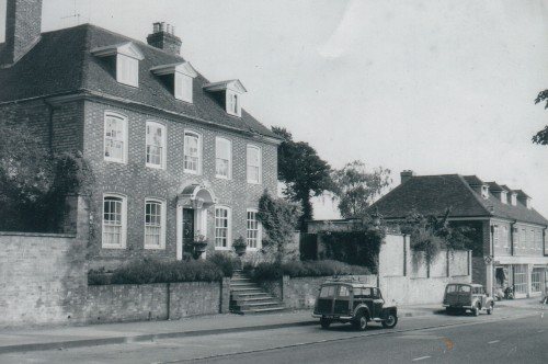 Hooke Hall
