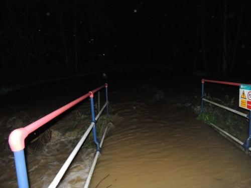 flood-watch-Roller Mill car park