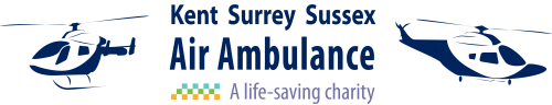Air ambulance logo landscape