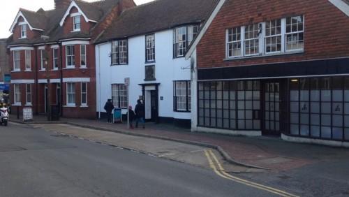 Dawson Hart has taken more space in Church Street, Uckfield
