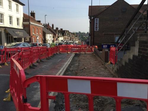 high-street-roadworks-church-street-looking-down
