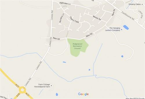 millennium-green-google map