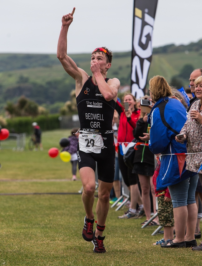 jamie-bedwell-eastbourne-Finish Line