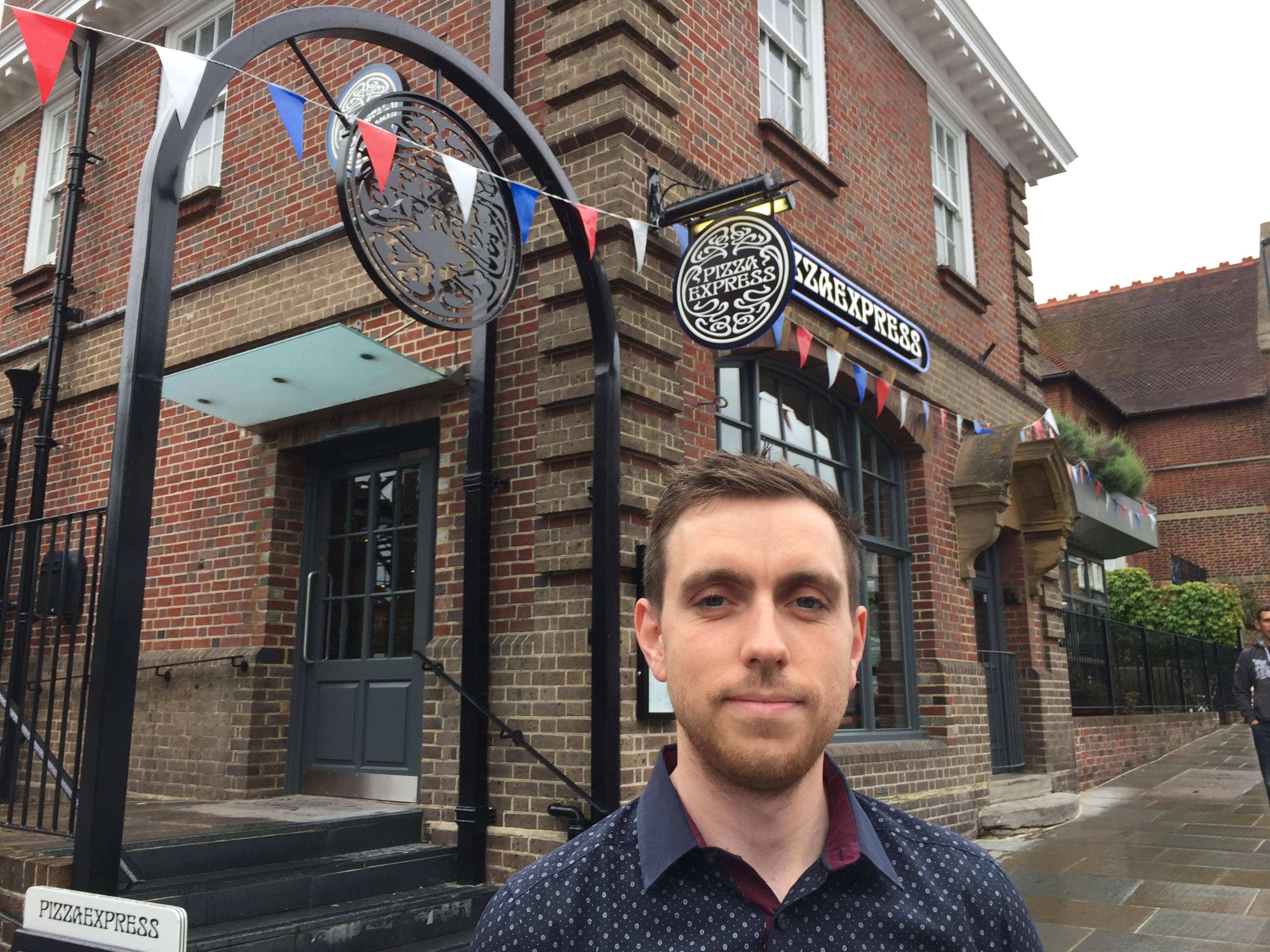 Pizza Express Re Opens After Refurbishment Uckfield News