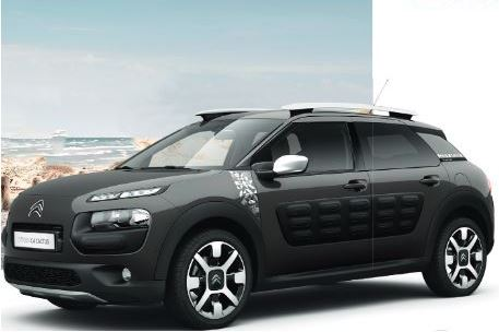 Special Edition Citroen C4 Cactus Rip Curl Arrives At Wilmoths Uckfield News