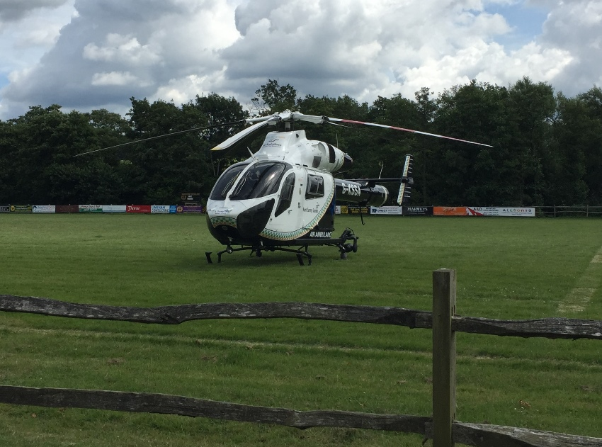 emergency-manor-park-air-ambulance