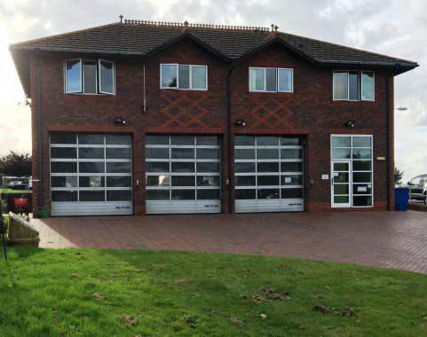 Uckfield Ambulance Station