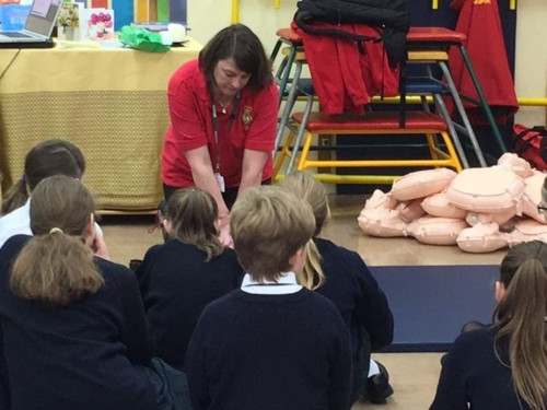 Restart tuition at Nutley school by Helen Fairs