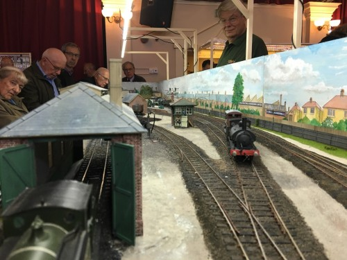 Uckfield Model Railway exhibition 2