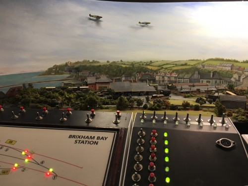 Uckfield Model Railway exhibition 3