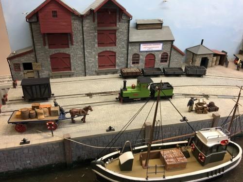 Uckfield Model Railway exhibition 4