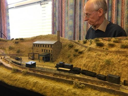 Uckfield Model Railway exhibition 6