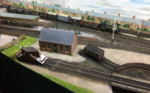 Uckfield Model Railway exhibiton